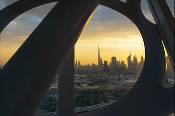 منطقة دبي المستقبل